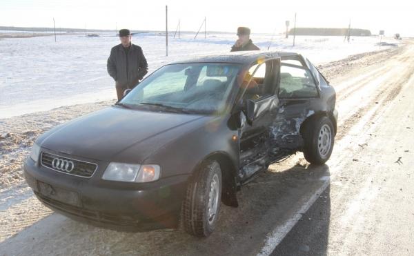 Кандидат в президенты Ярослав Романчук попал в автокатастрофу - фото