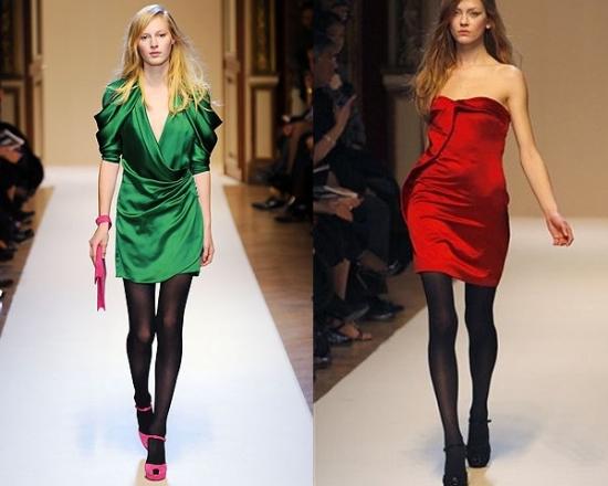 Новогодние наряды - 2011: прощай, скромность - фото