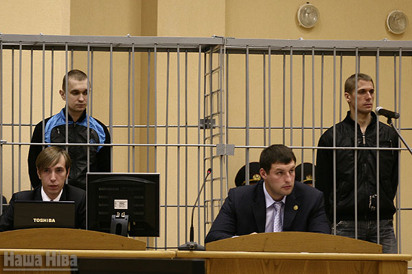 In Belarus, all eyes are on the first-ever terrorism trial - photo