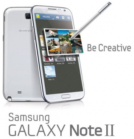Samsung Galaxy Note II появится в Европе на этой неделе?