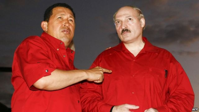Don't cry for me, Venezuela: Chavez musical in the works in Belarus