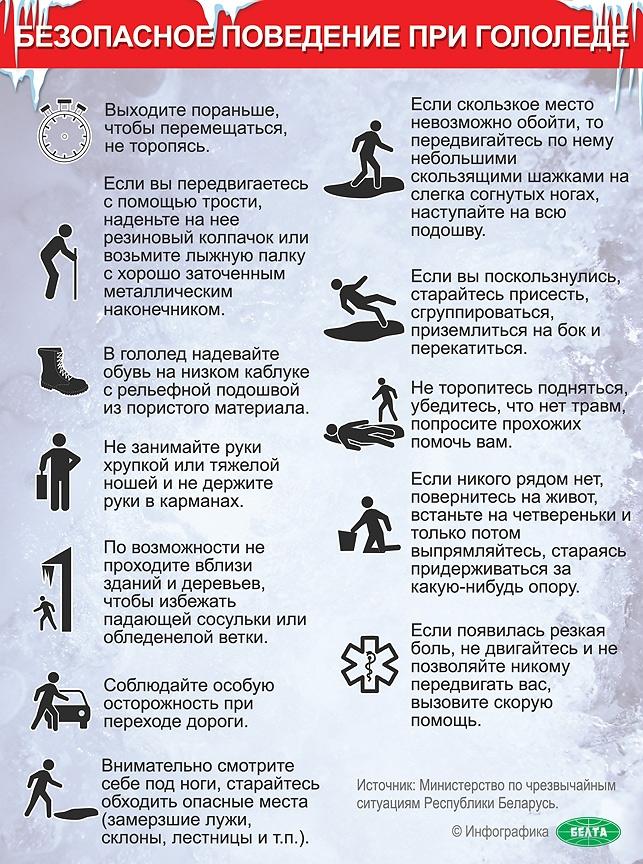 "В Беларусь пришел циклон ""Даниелла"""