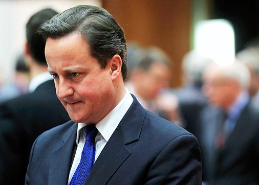 Британский премьер признал результаты референдума повыходу Англии изЕвропейского союза