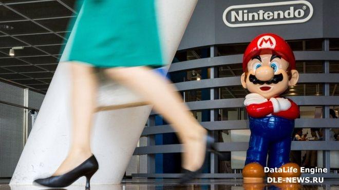 Акции Nintendo рухнули практически на18%