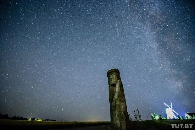 11-13августа вгосударстве Украина можно будет увидеть большой «звездопад»