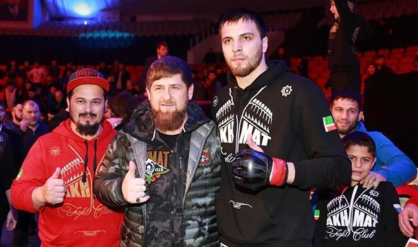 Кадыров прокомментировал введениеЕС санкций против 2-х граждан России