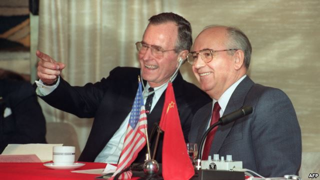 25 years ago: failed August coup changed U.S. diplomatic approach toward Soviet Union