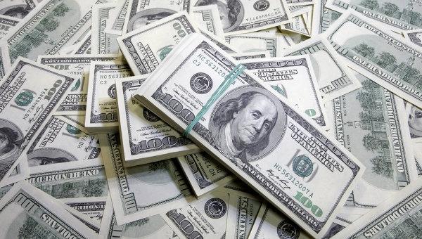 Наторгах 24августа доллар и русский руб. подорожали