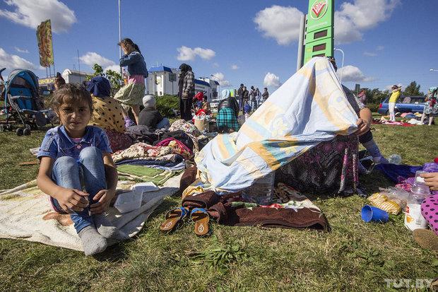 Польша непустит сотни чеченских мигрантов, кочующих награнице