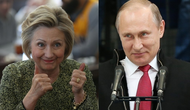 Опрос: Клинтон иТрамп поставили рекорд понепопулярности вСША
