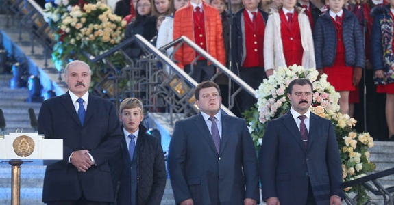Lukashenko just revealed if his son will suceed him as President