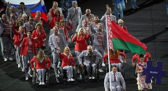 Belarus delegation brings Russian flag to Paralympics: solidarity or calculation?