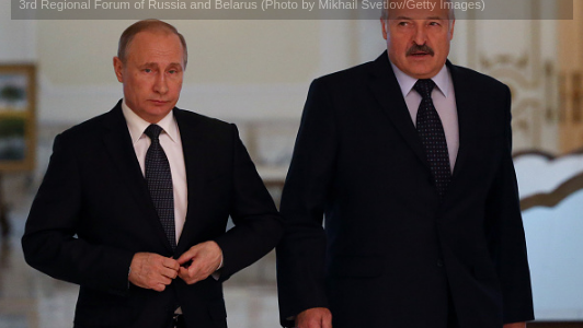 Lukashenka attacks Russia over oil supply cut