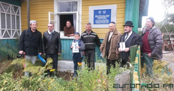 Minsk's Jewish community commemorate Simon Peres in his native township