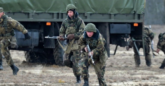 Paratroopers of Belarus and Russia to hold joint military exercises
