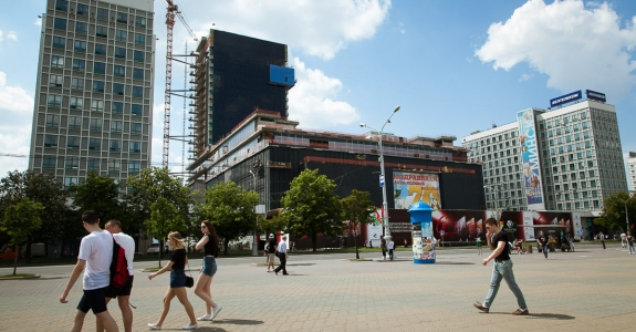 Hilton to open a second hotel in Minsk