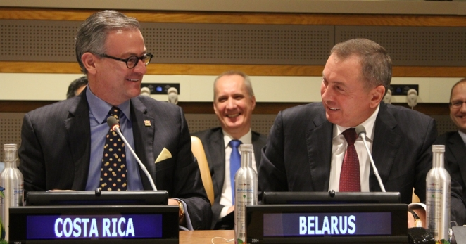 Will anti-Western rhethoric help Belarus at the United Nations?