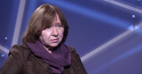 Hatred will not save us: the words of Svetlana Alexievich