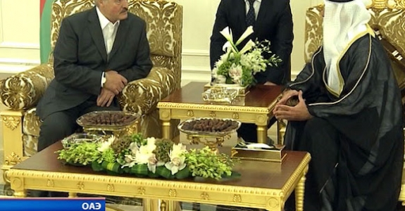 Belarus in the Arab world: a one family business?