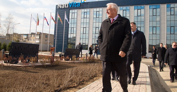 First medical and pharmaceutical cluster opens in Belarus