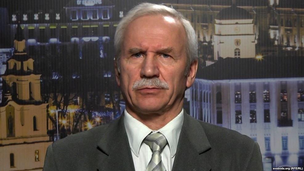 Кирилл Рудый в роли Николая Бухарина