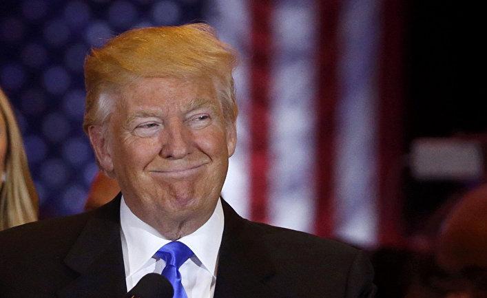 Трамп победил на выборах в США