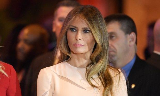 Что известно осамой эпатажной первой леди США— Меланья Трамп