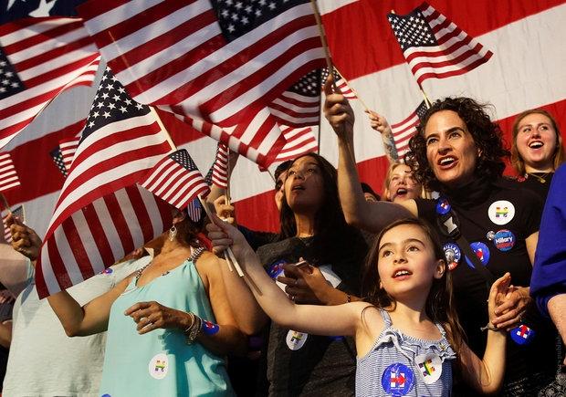 Богатые за Трампа, молодые за Клинтон: как голосовали американцы