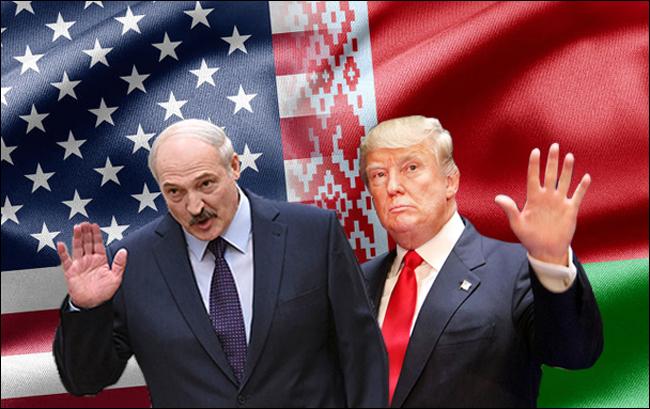 Lukashenka congratulates Trump