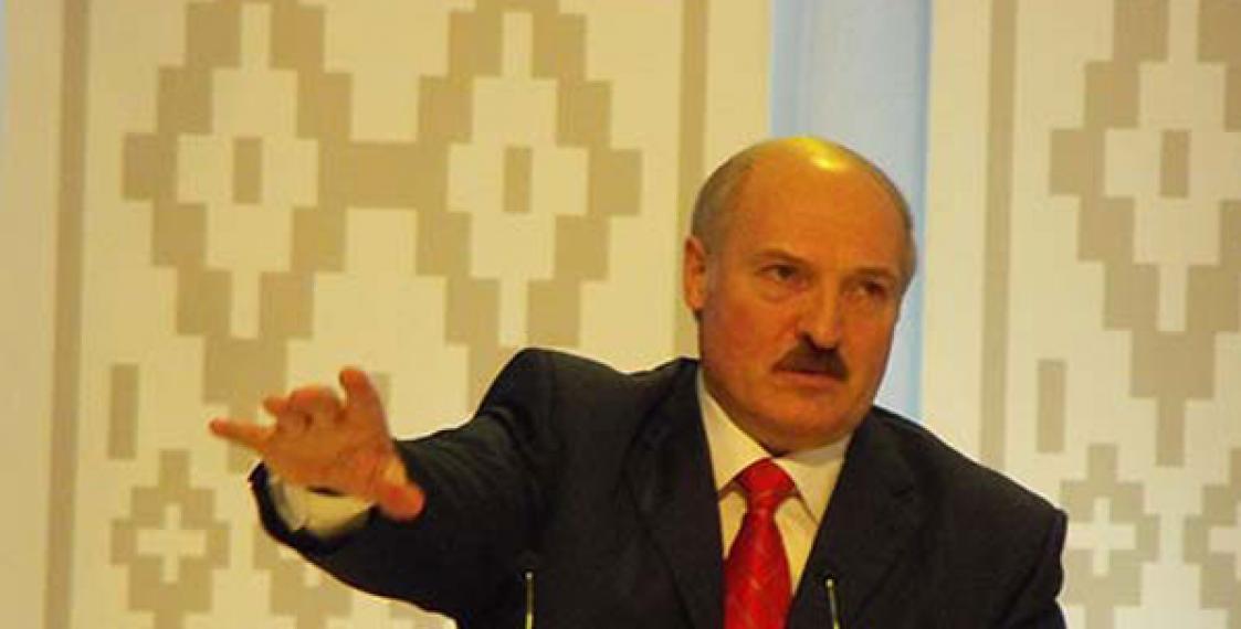 Lukashenka to give press conference on November 17