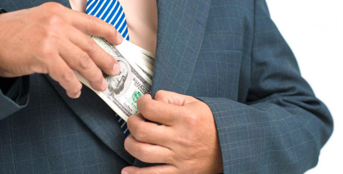 Extraordinary bribes in Belarus