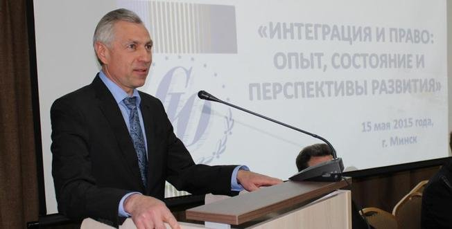 Valery Mitskevich appointed acting head of Presidential Administration