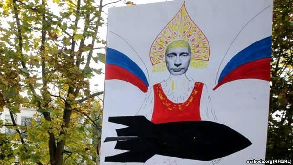 В республики Белоруссии задержаны два создателя икорреспондент агентства Regnum