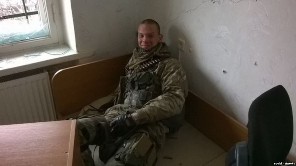 Belarusian who fought in Eastern Ukraine on trial on hate charges