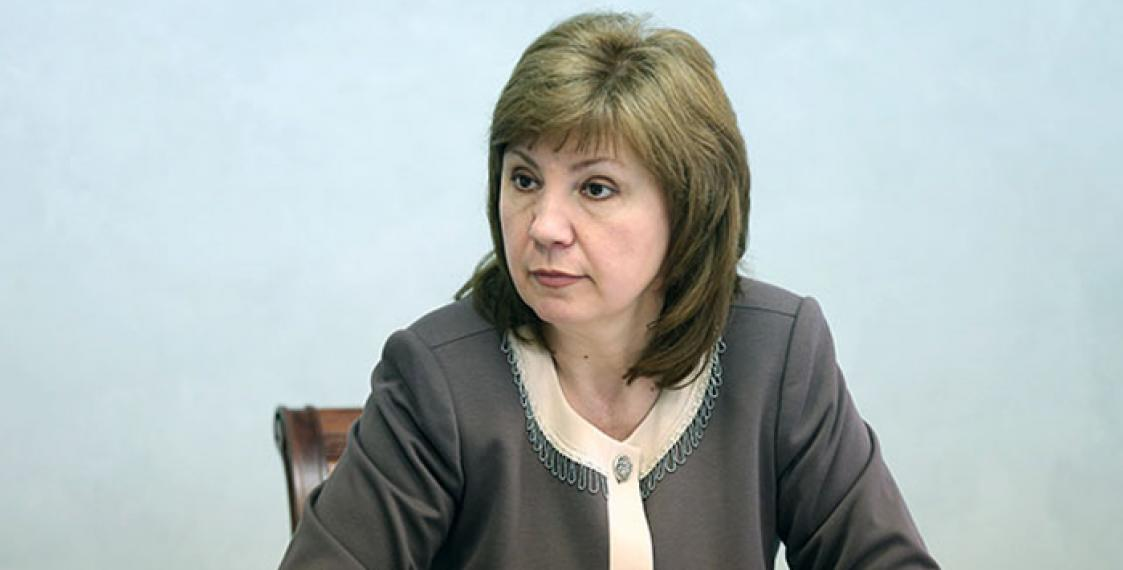 Natallia Kachanava a new Presidential Administration head