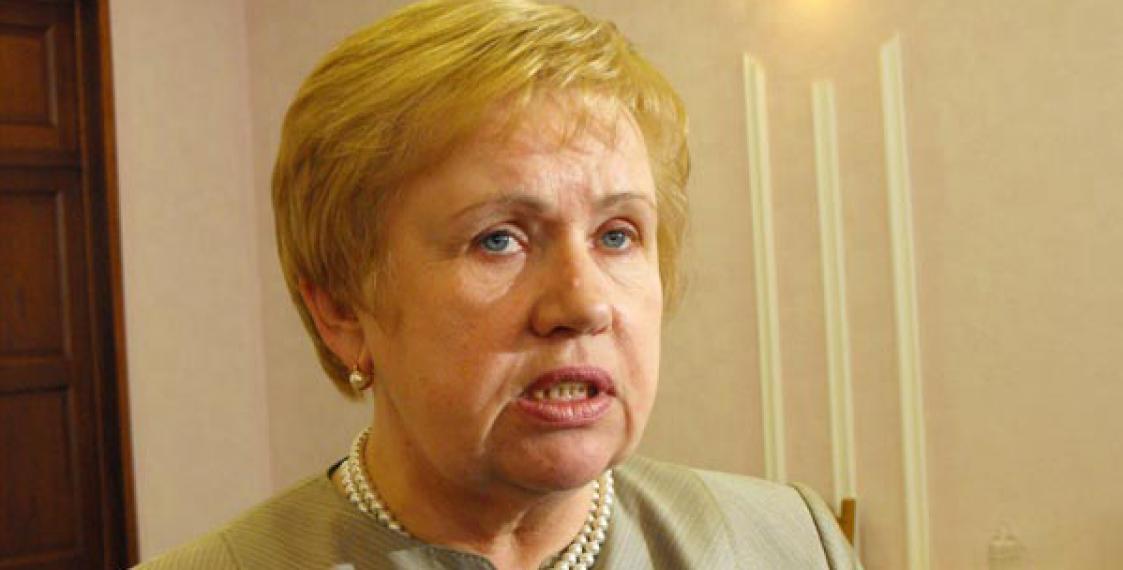 Lukashenka officially re-appoints Yarmoshyna as CEC head