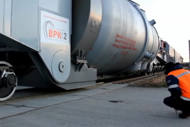 New reactor vessel for Belarusian NPP in transportation accident
