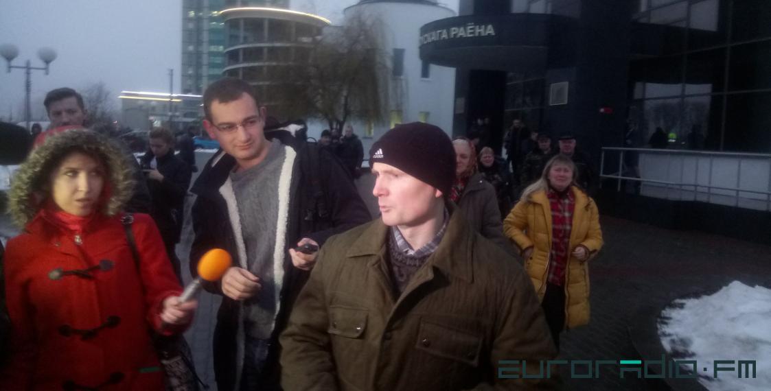 Square-2010 participant Uladzimir Kondrus sentenced to 18 months of restriction