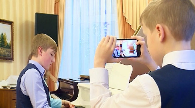 Alexander Lukashenko's youngest son gives first-ever interview