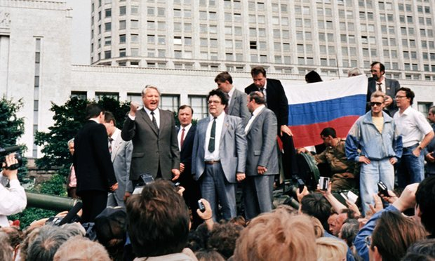 My hunting trip with Yeltsin killed off the Soviet Union