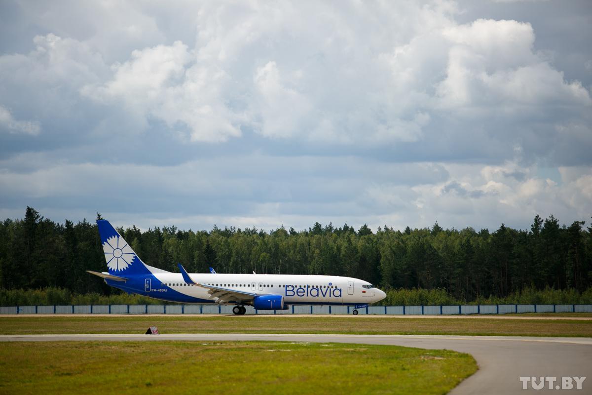Belavia will launch Minsk-Brussels direct flight in April 2017