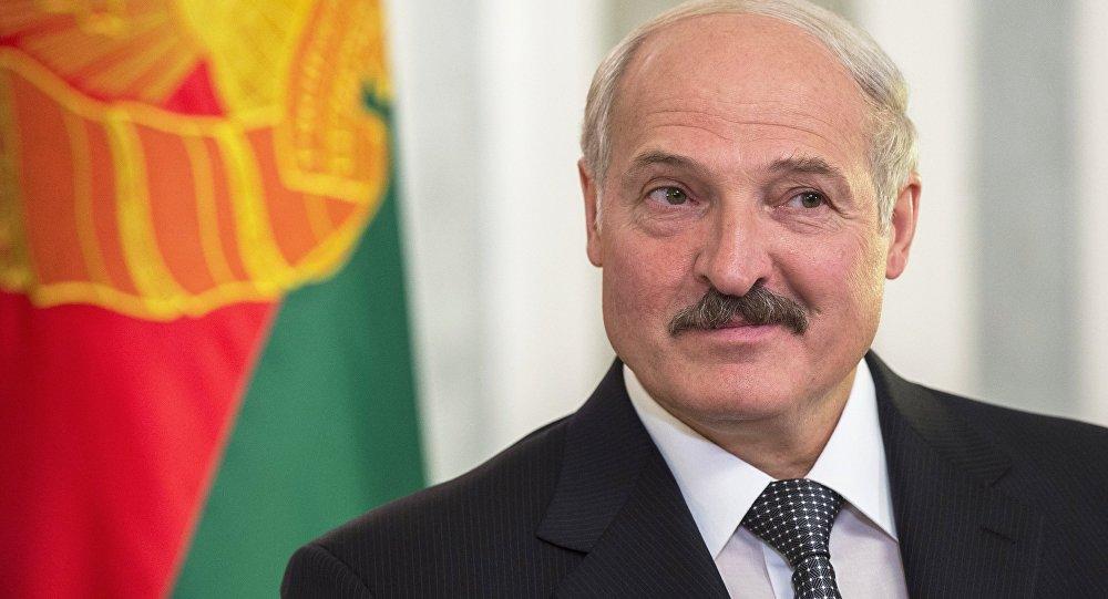 Лукашенко поведал , что желает  наНовый год