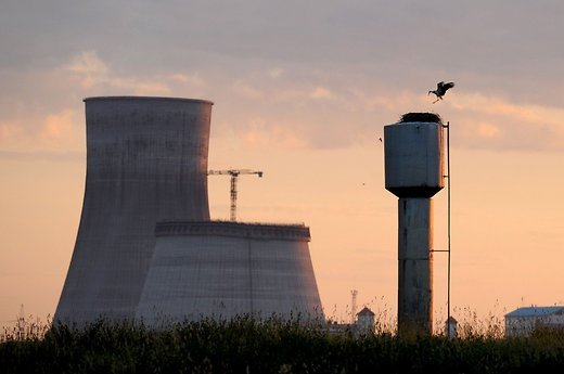 Lithuanian government to appoint special envoy to coordinate actions of ministries regarding construction of Belarusian Nuclear Power Plant