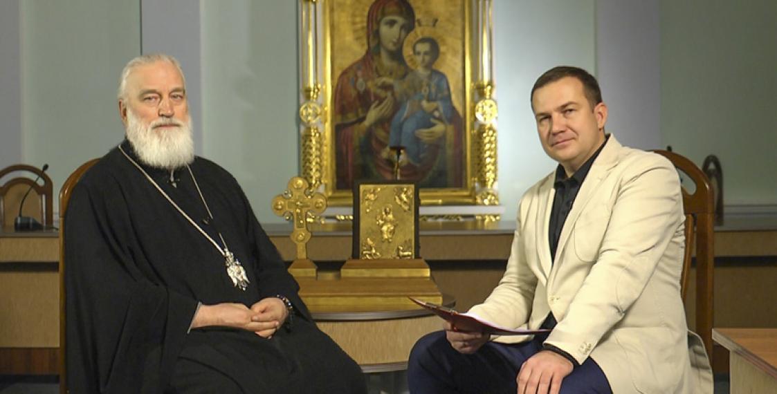 Metropolitan Pavel comments on detention of Regnum authors