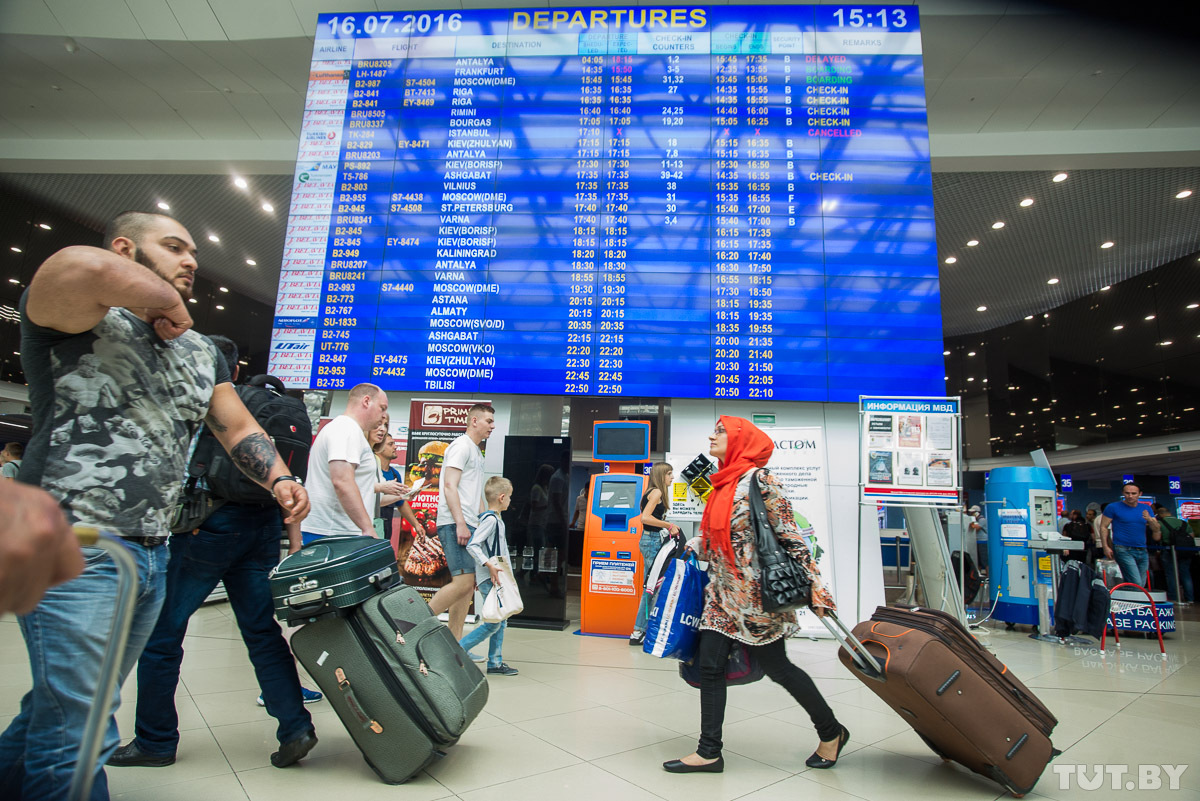 BREAKING: Belarus cancels Visas for citizens of 80 states (UPDATED)