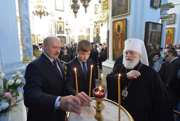 "Lukashenka warns against attempts to ""humiliate"" Belarus"