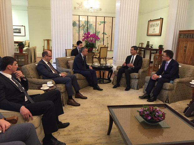 Belarus and Hong Kong agree to abolish visas