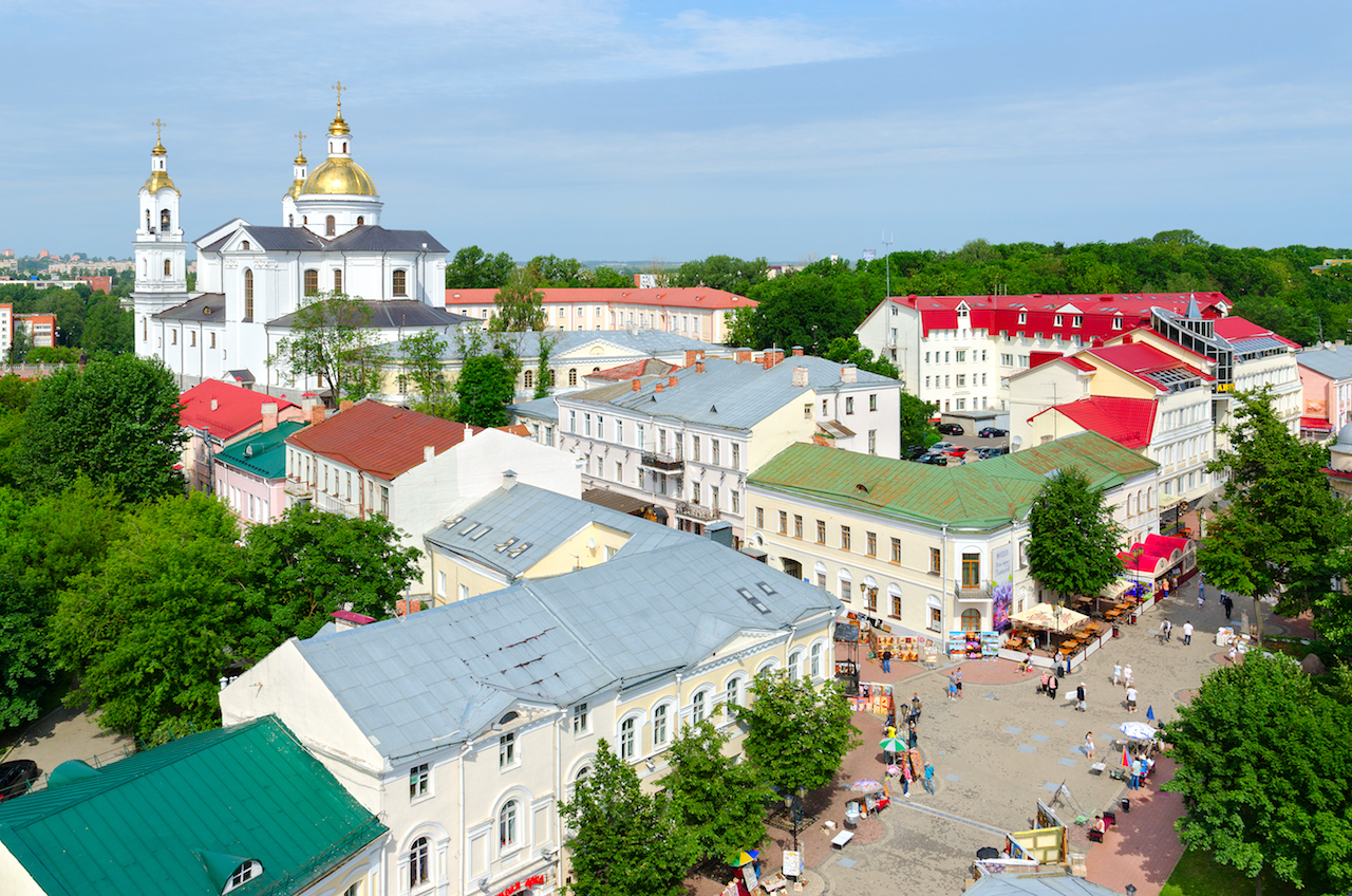 The EU is encouraging Belarus to join the World Trade Organisation