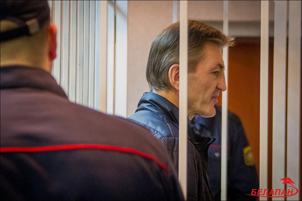 Justice Belarusian style: five years for paedophilia, nine for marijuana