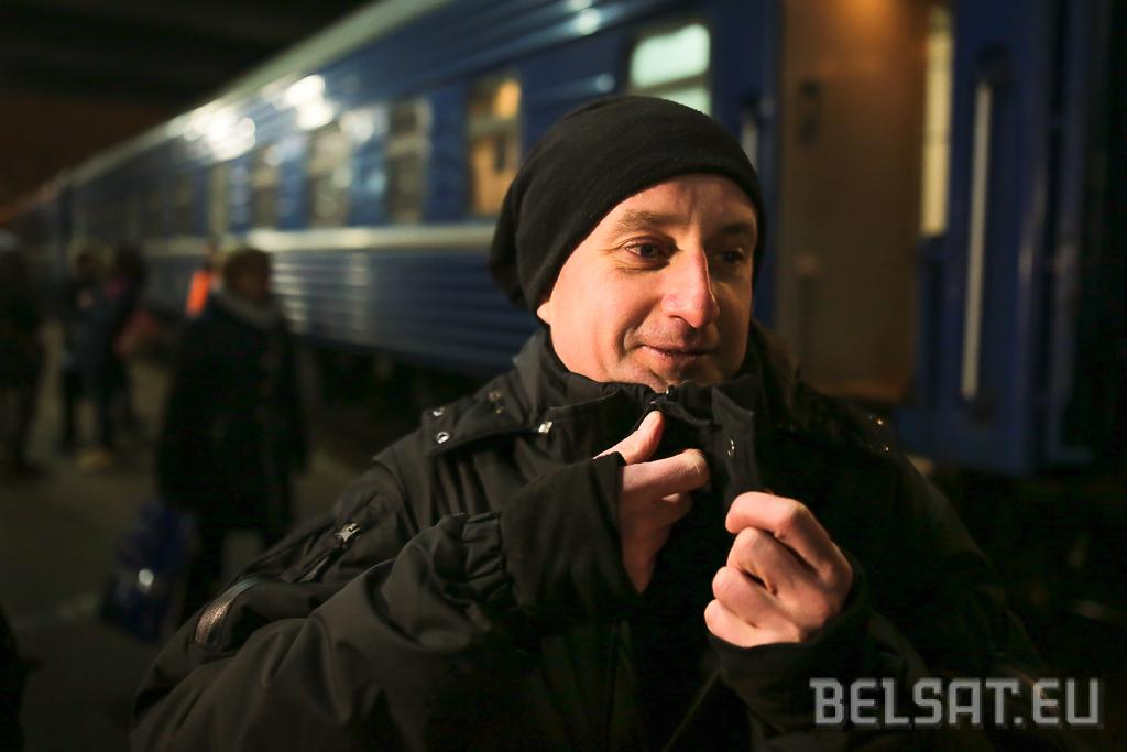 Ukrainian writer Zhadan banned from Belarus. Allowed in after all